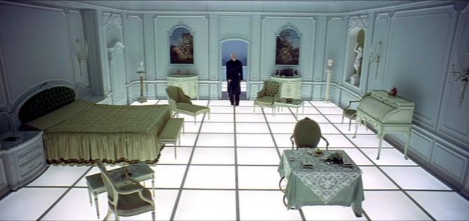 Kubrick's Space Odyssey revisited: spontane Assoziationen mit dem barock-futuristischen W222 nicht ausgeschlossen | Foto: MGM/Screenshot