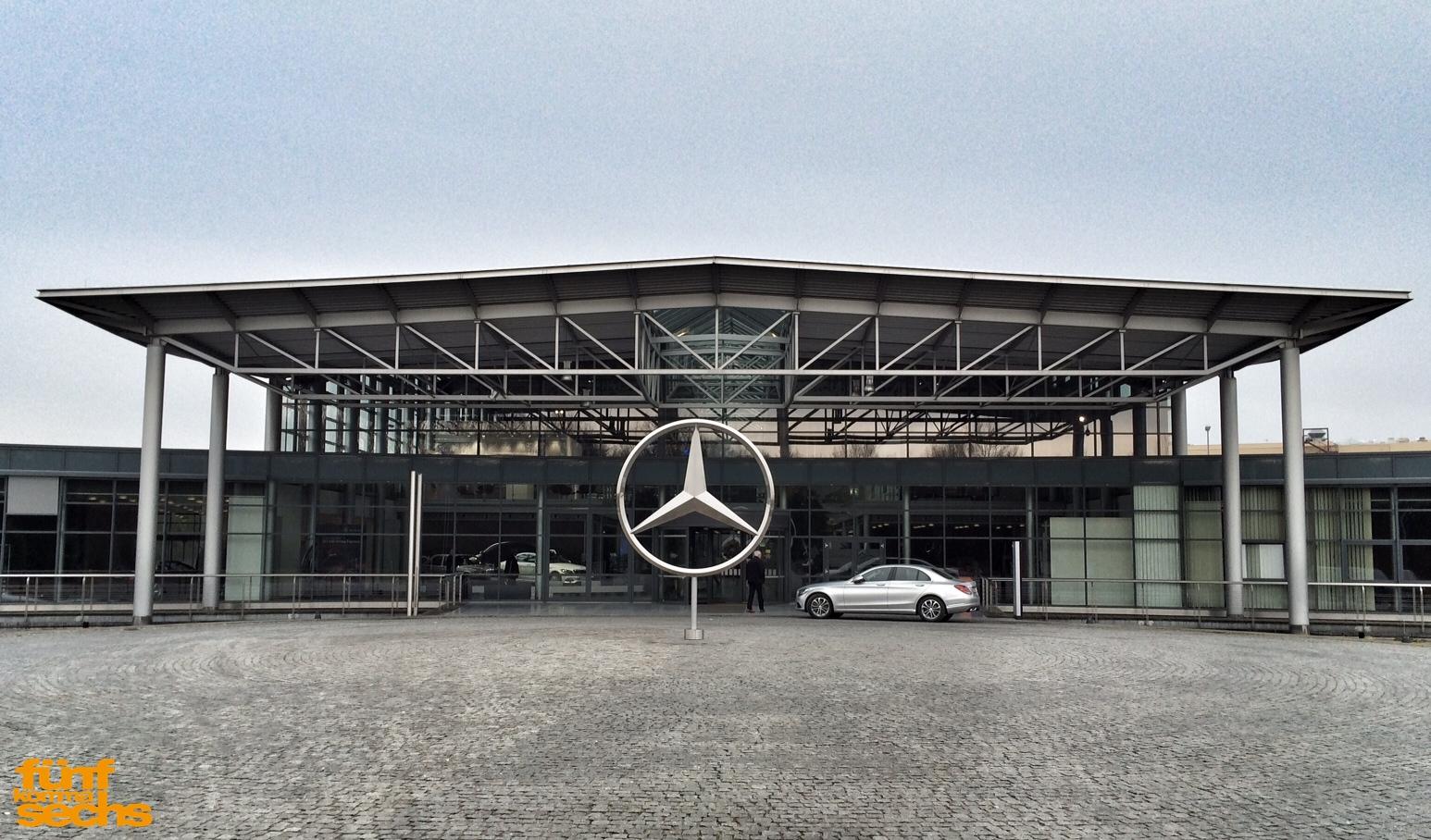 Mercedes Bremen Kundencenter produktionsstart der neuen mercedes c klasse w205 in bremen