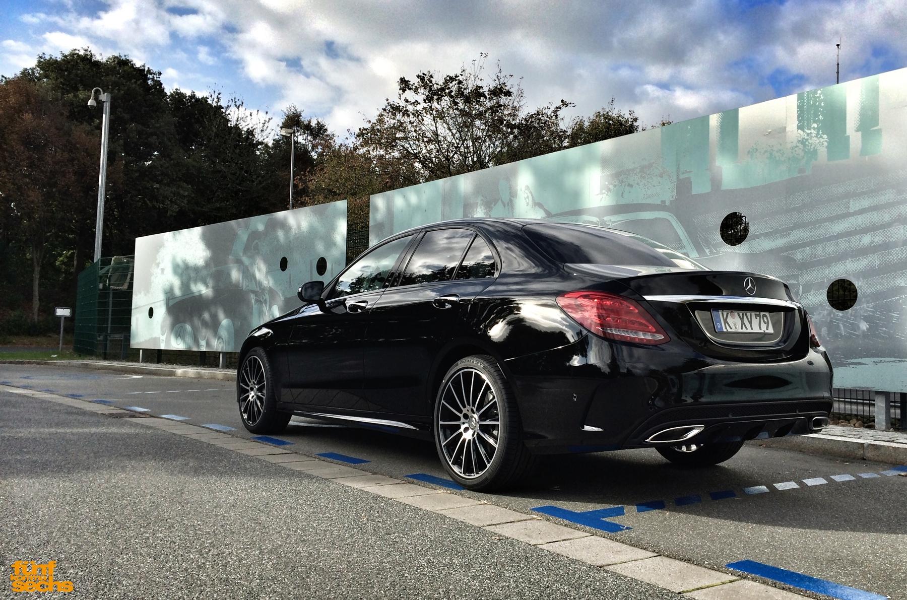 Lautsprecher Mercedes C Klasse W