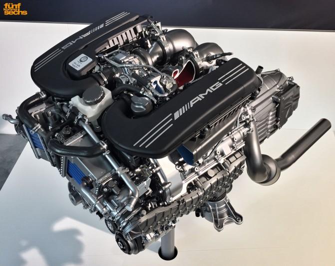 C63_M177_Motor