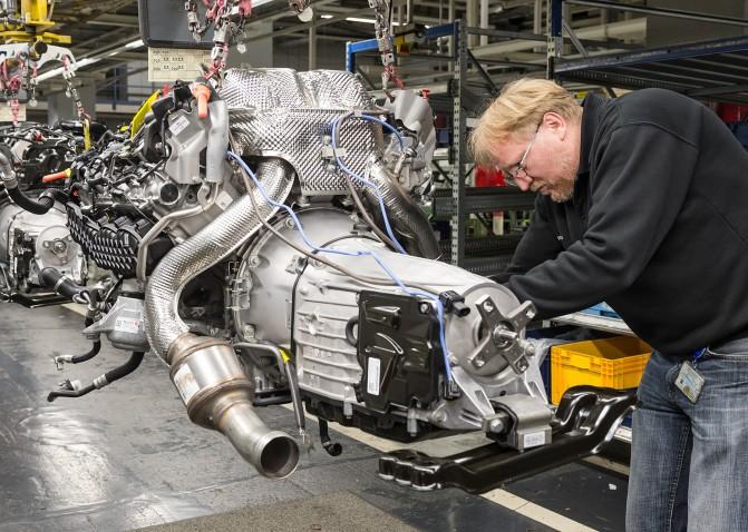 C63_produktion_motor