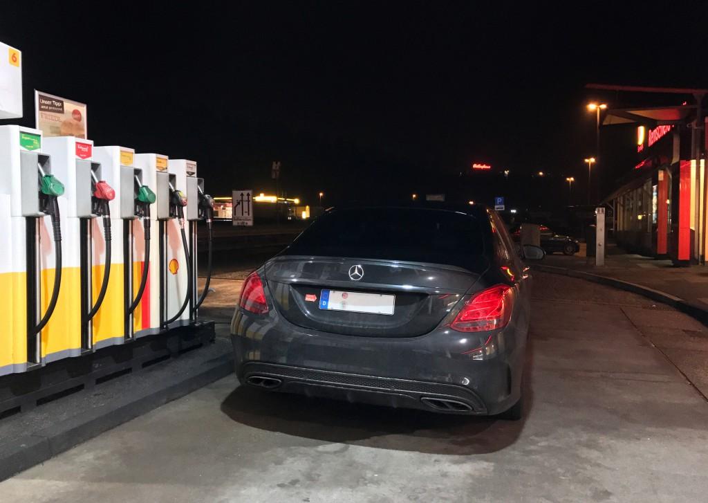 Tankstelle_AutobahnA1