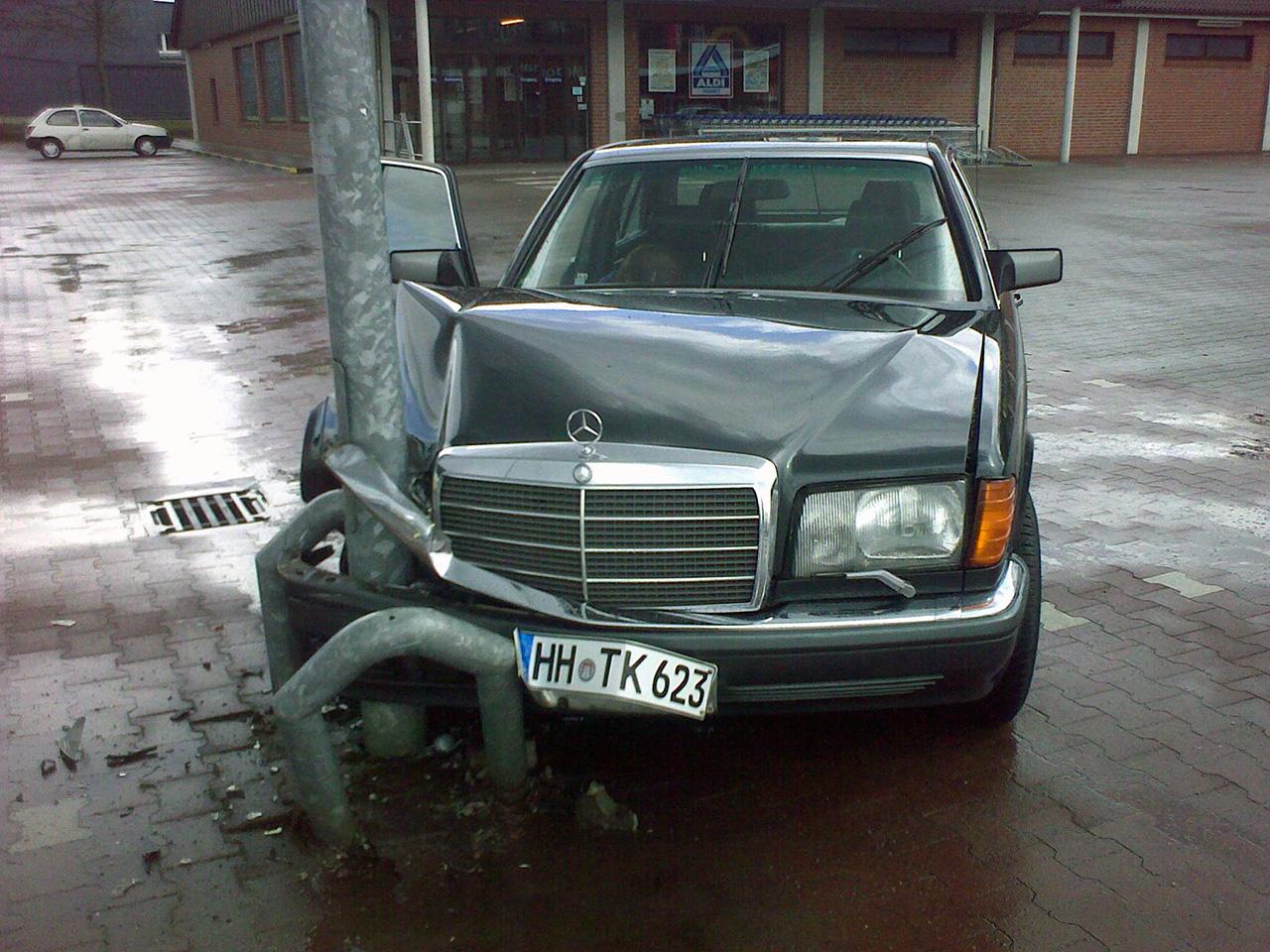 Kilometerstand oder fahren bis der zahnarzt kommt for Mercedes benz cool springs