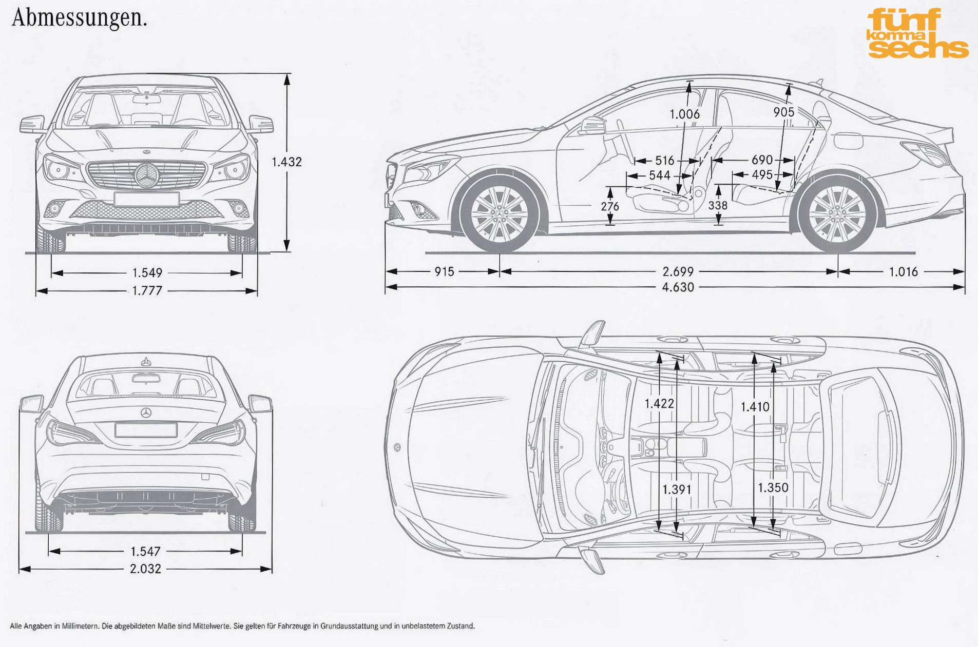 Mercedes Benz Cla  D Sensation