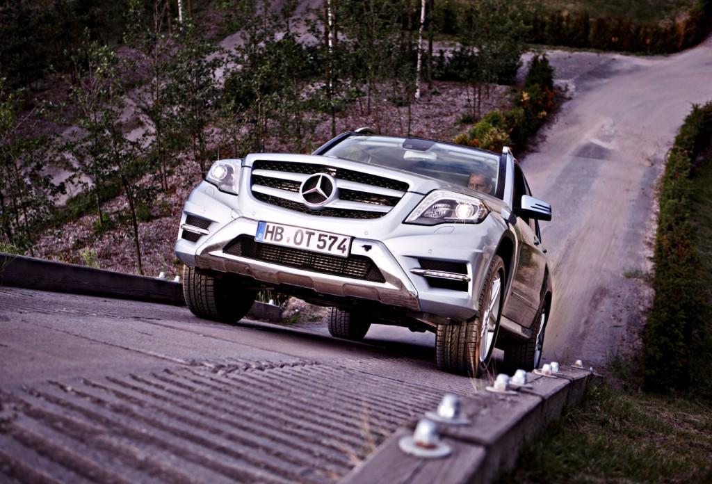 "Mercedes-Benz Werk Bremen: GLK-Parcours ""The Rock!"" feiert fünfjähriges Jubiläum"