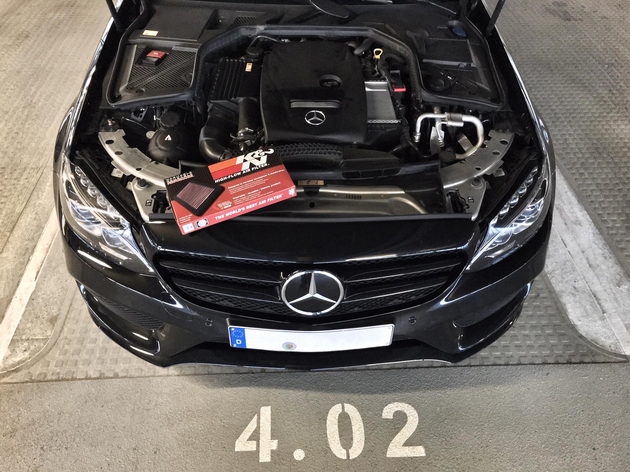 Mercedes W Innenraumfilter Wechseln