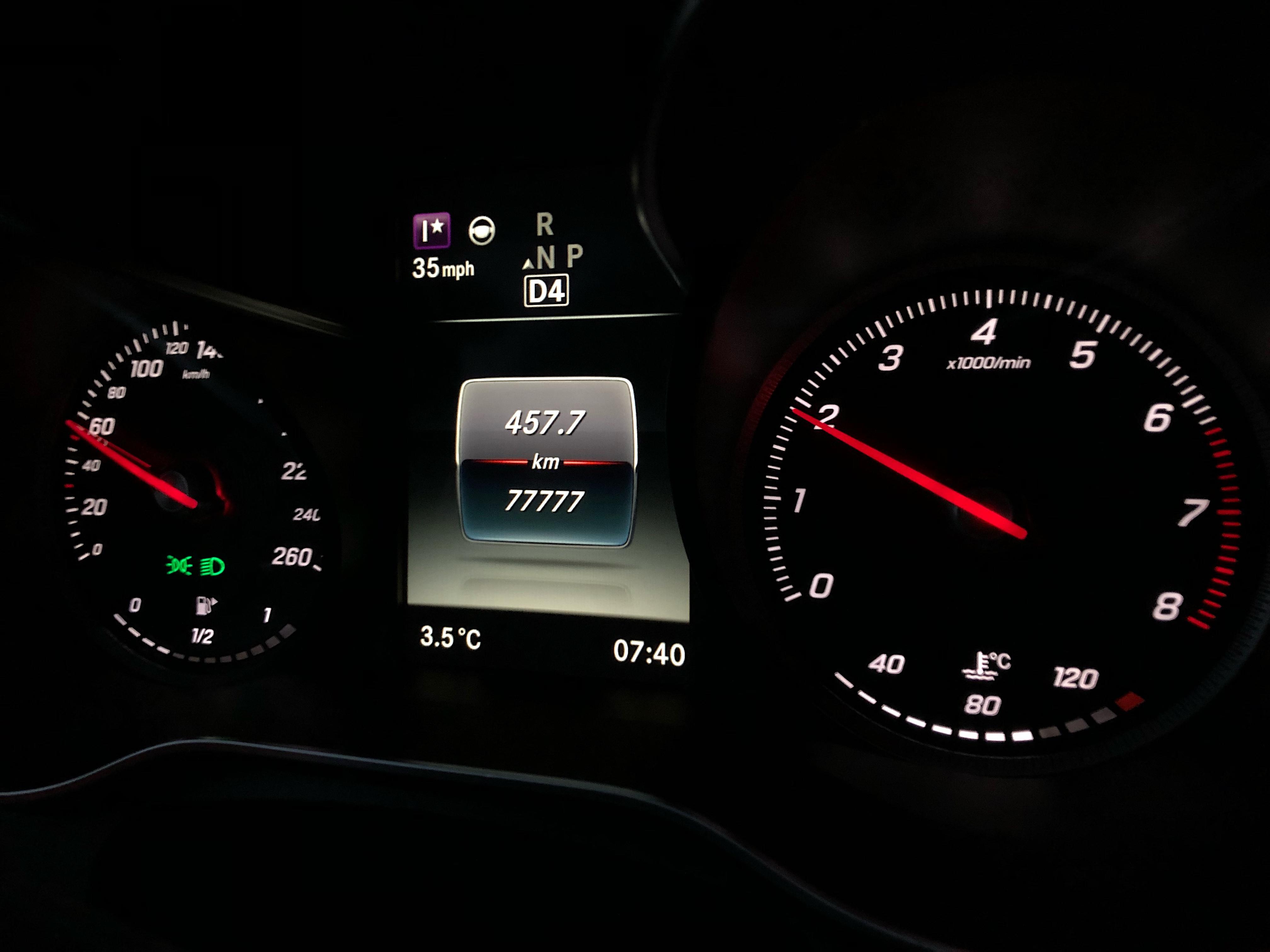 Drei Jahre Und 77 777 Km Mit Dem Blackbird W205 Funfkommasechs De